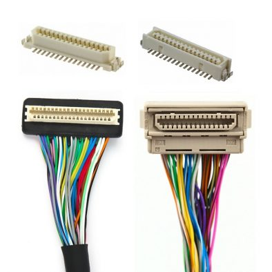 HRS DF9 31P 41P cable assembly
