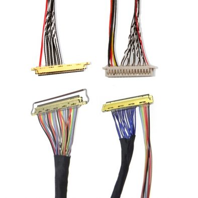 EDP Cable Custom 30 pin 40 pin EDP Cable to LVDS Cable