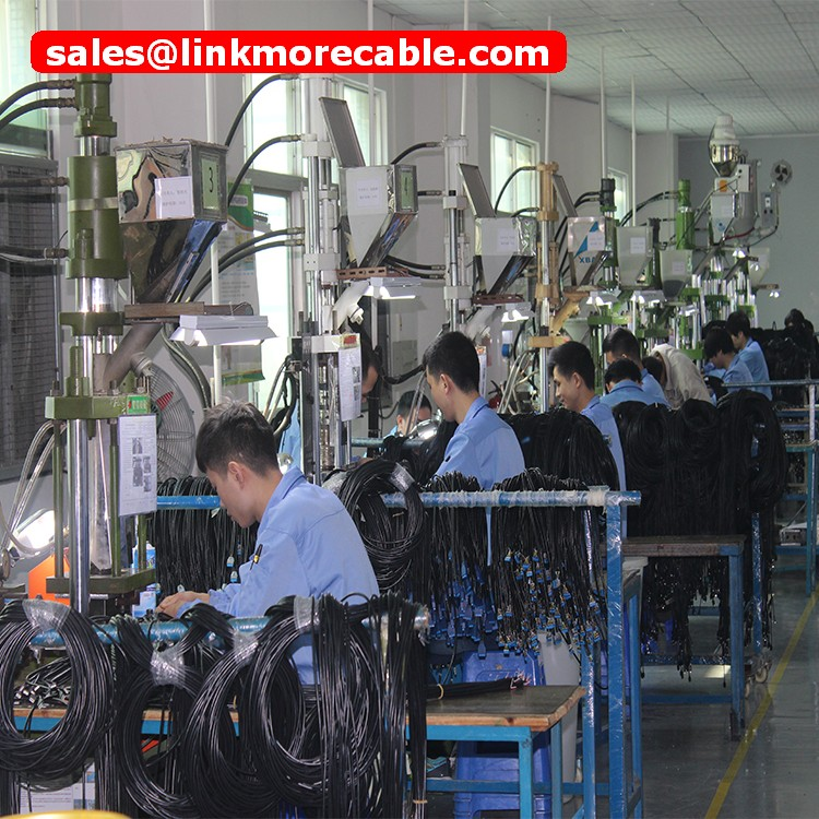 Molded Cable Assembly Overmolding Manufacturer