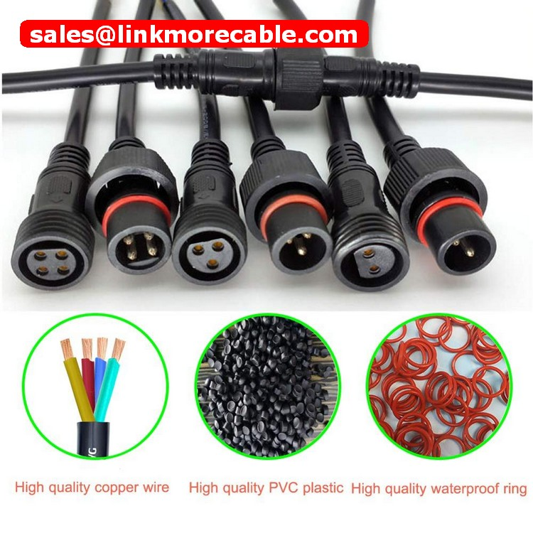 Overmolded Cable Custom Over-molding Cable
