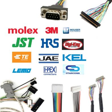 Molex Wire Harness Cable assembly